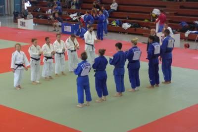 UGG Torneo Judo