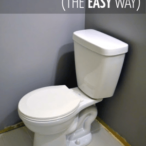 How to Install a Toilet: The Easy Way
