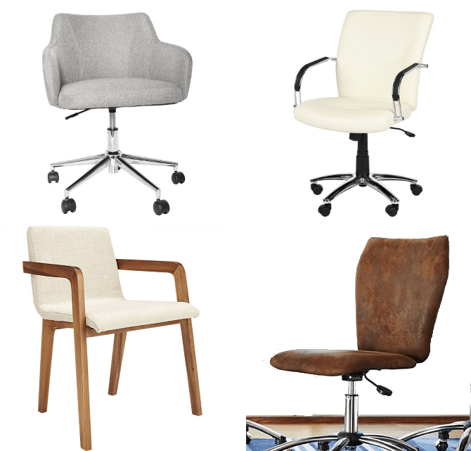 Armless office chairs with wheelscool modern living room chairs