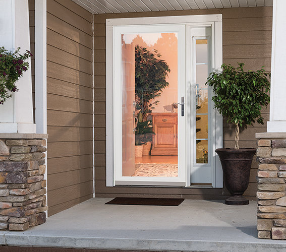 Storm Door Giveaway! - The Ugly Duckling House