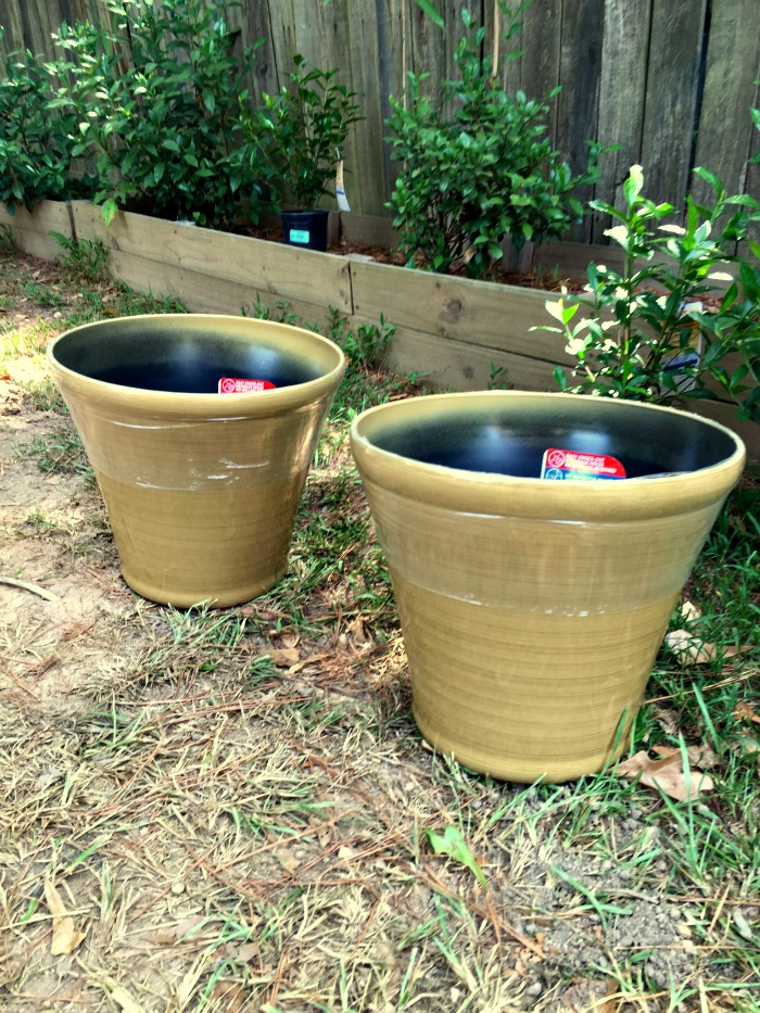 planters on clearance