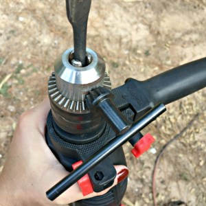 A Hammer Drill Quick Tip (and That Time I Felt Like an Idiot)