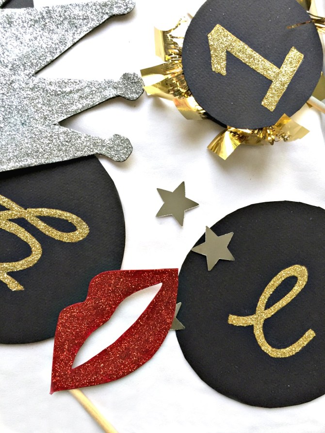 diy new years decorations