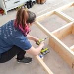 Diy Floating Platform Bed King Size Free Plans Ugly Duckling House