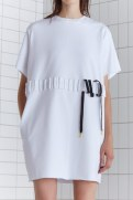 OHMY SS1950802-Foam dress