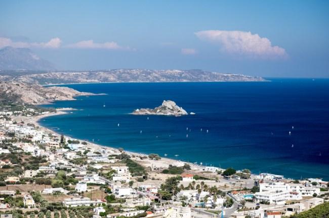Agios Stephanos Bay, Kos, Greece