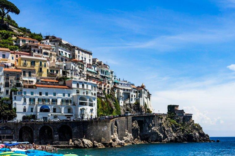 Amalfi by the Sea