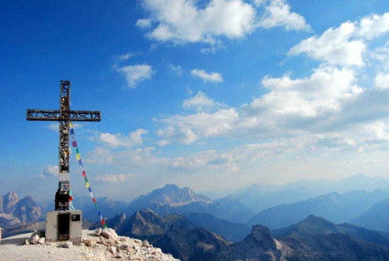 Tofana Summit, Italian Dolomites © Bethany Lloyd