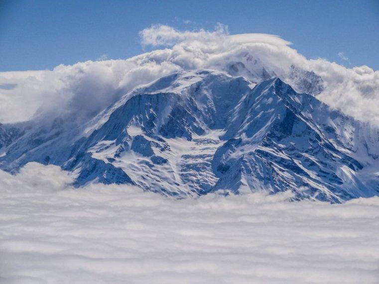 Mont Blanc © Bethany Lloyd