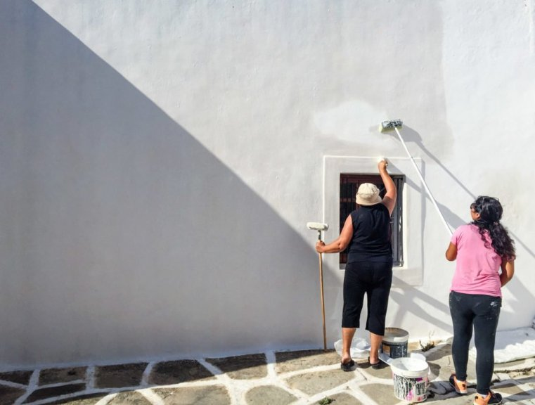 Kastro, Sikinos, Greece