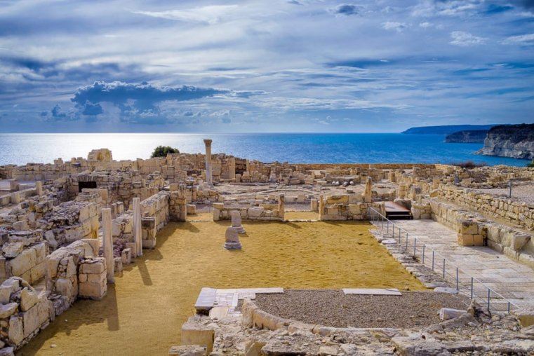 Ancient Kourion, Cyprus