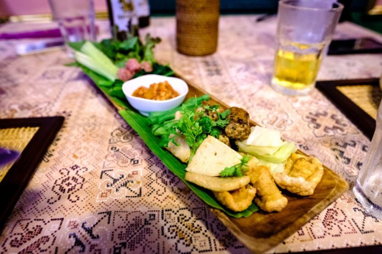 Huen Phen Restaurant, Chiang Mai, Thailand