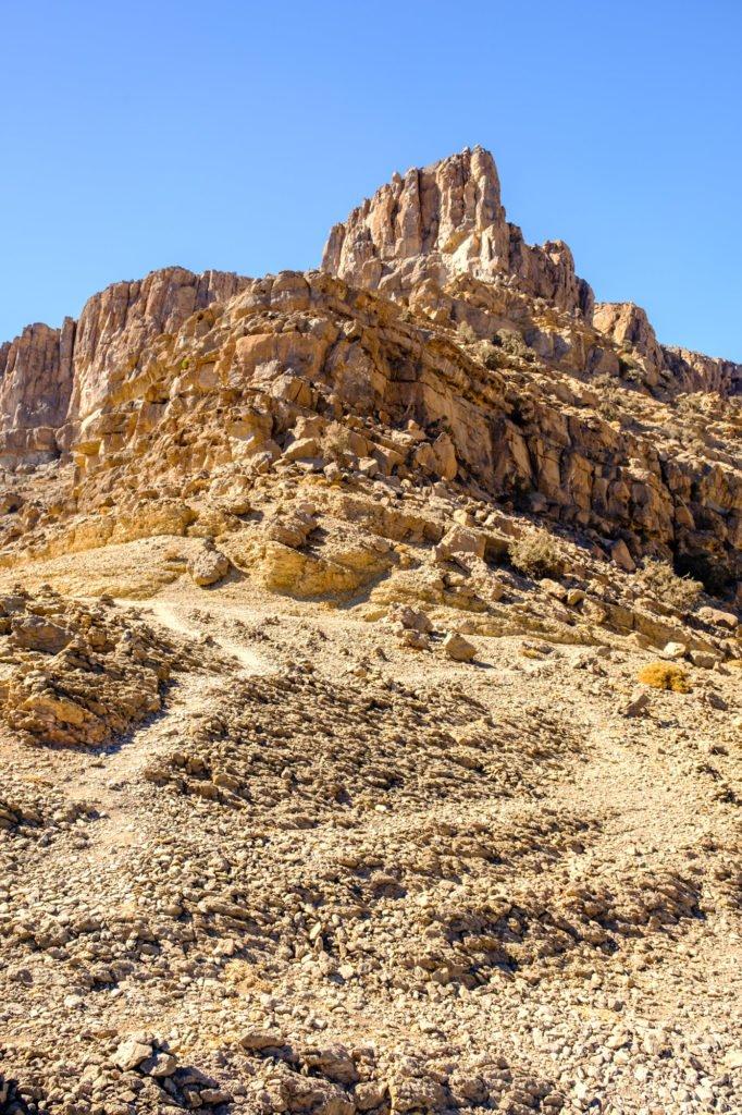 Wadi Nakhr, Jebel Shams, Oman