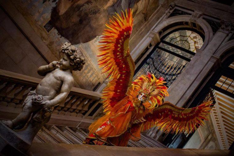 The Eternal Phoenix © Robin Yong