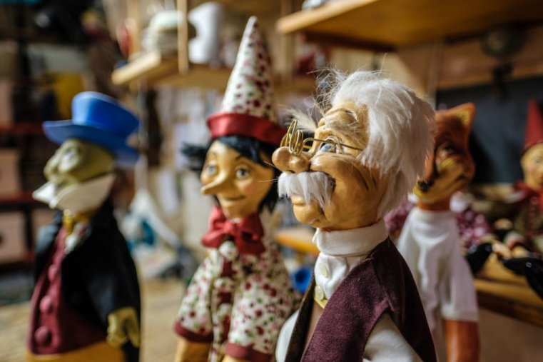 Geppetto and friends
