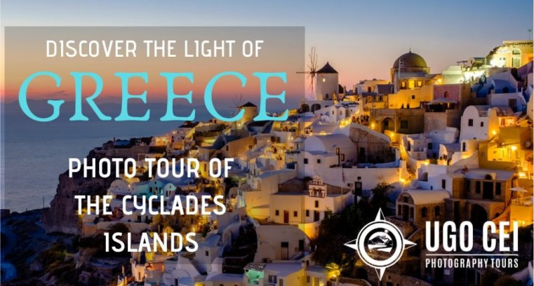 Discover the Light of Greece. A Photo Tour of the Cyclades islands