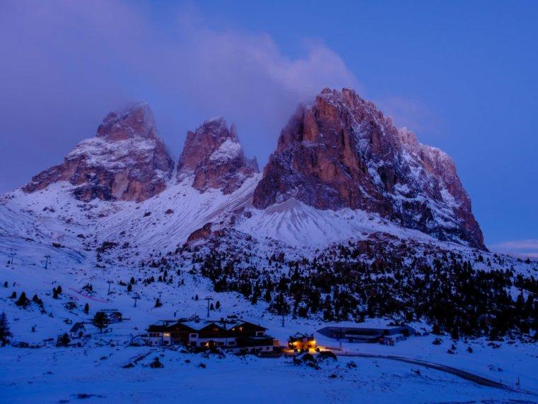 Sassolungo (Langkofel), Italian Dolomites