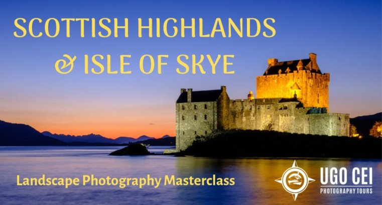 Scottish Highlands & the Isle of Skye Landscape Photography Masterclass