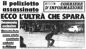 14 maggio 1977. Mario Ferrandi ricorda: così uccisi Custra. Maledetta fatalità