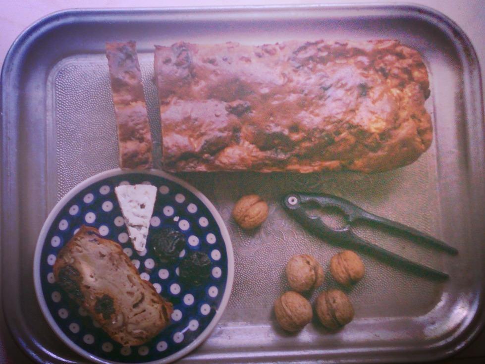 Wytrawny keks gryczany