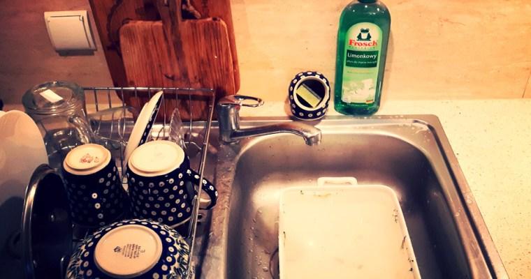 Ekologiczne detergenty w kuchni
