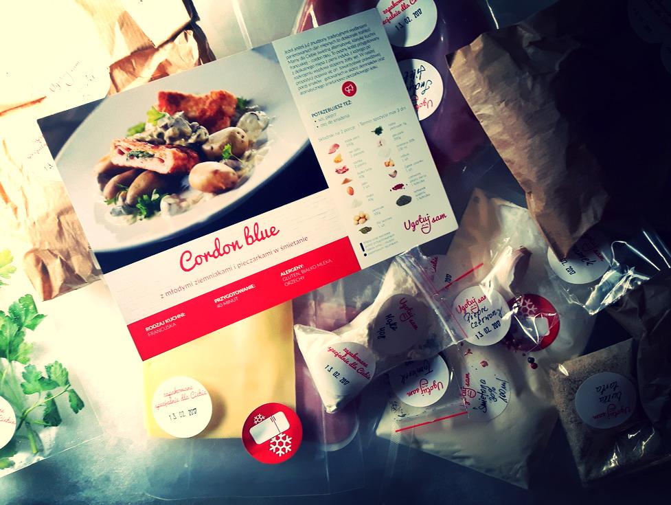 UgotujSam.pl – catering dla osób, które lubią gotować – recenzja