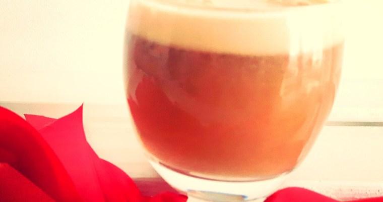 Kuloodporna herbata, czyli zdrowa herbata z pianką