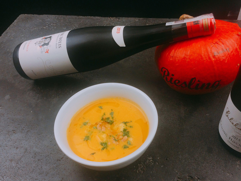 Zupa z dyni i ananasa wg. Agaty Wojdy