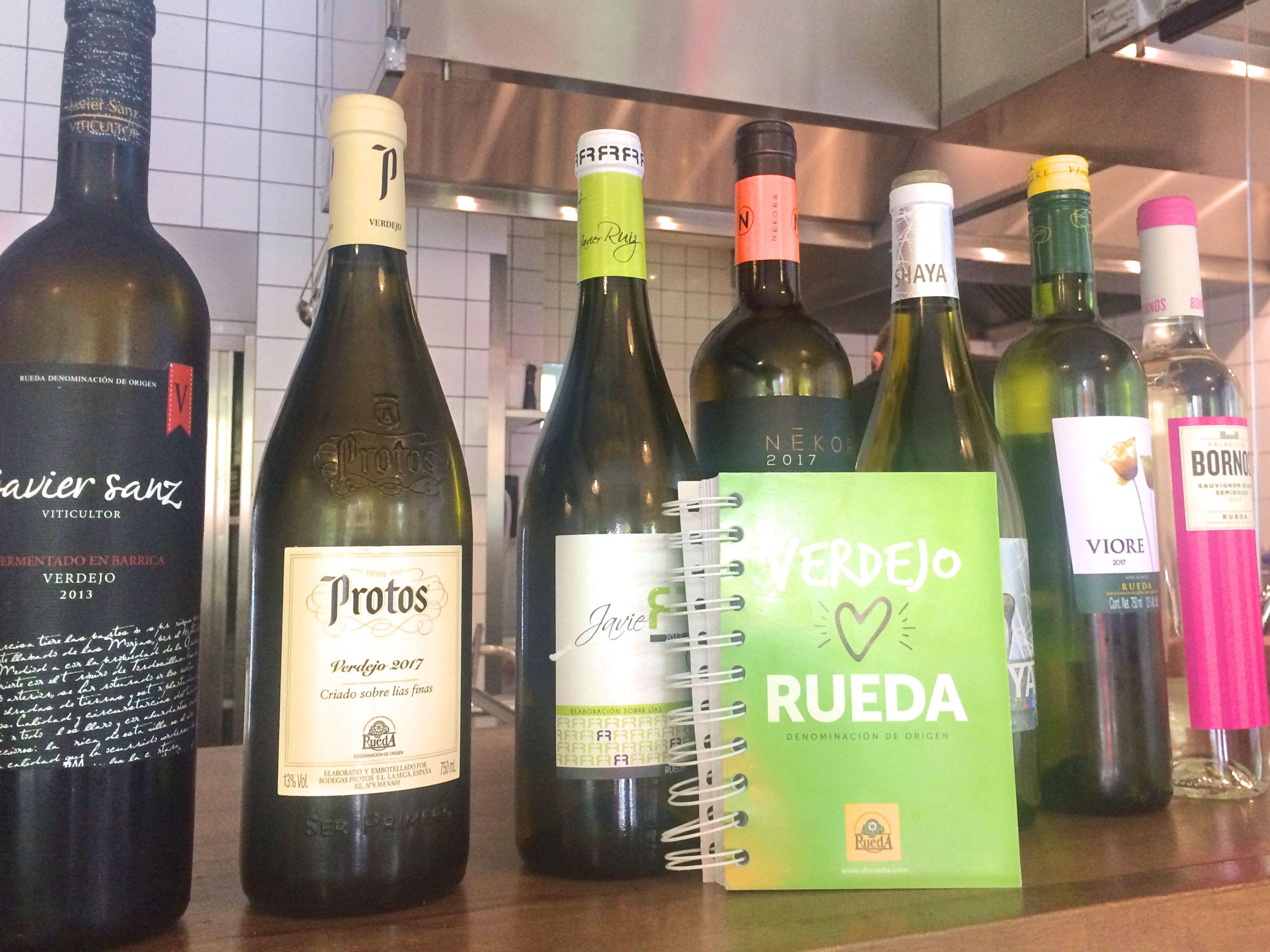 Rueda – biała torpeda – wina białe z DO Rueda