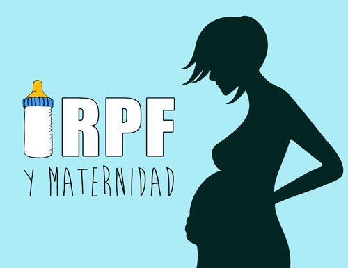 Sentencia Devolución IRPF Prestación de Maternidad