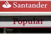 El Santander sale al rescate del Popular