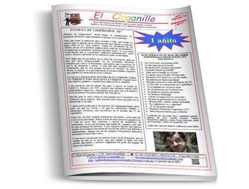 El Organillo nº14