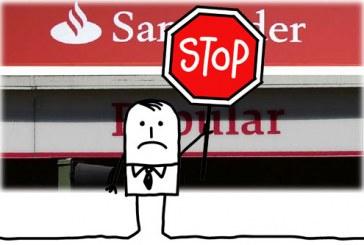 No son aceptables las propuestas de Banco Santander