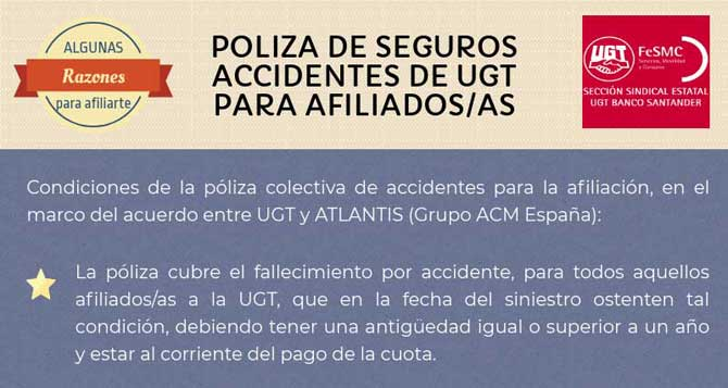 Poliza de Seguros Accidentes