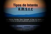 """Préstamos, Créditos y Condiciones de uso de Servicios Bancarios (""""AMSEC"""")"""