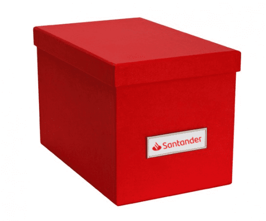 Red in Boxes