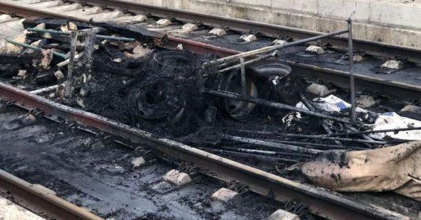 Per la seguretat de les persones treballadores i usuàries del sector ferroviari