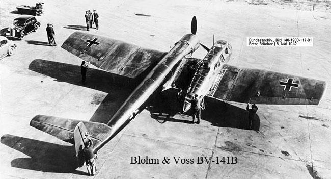 Blohm und Voss BV141