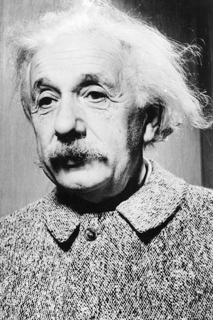 Without Albert Einstein Wed All Be Lost