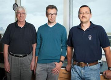 Ognjen Miljanić and Team, University of Houston