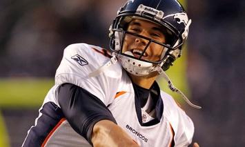 Brady Quinn - Broncos QB