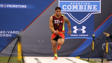 Manti Te'o - Drafted by Chargers #38 Overall