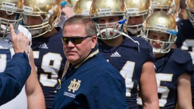 Brian Kelly, Notre Dame spring game 2013