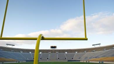 Notre Dame Stadium prior to 2013 Spring Game