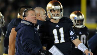 Tommy Rees - Notre Dame 2013 Starting QB