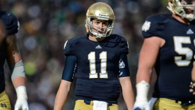 Tommy Rees - Notre Dame QB
