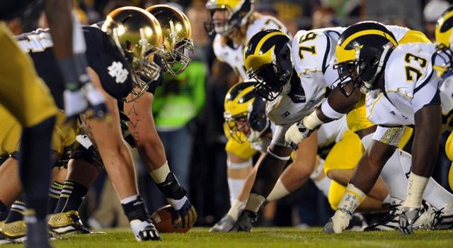 Notre Dame vs. Michigan