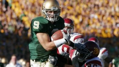 Notre Dame vs. USC 2005