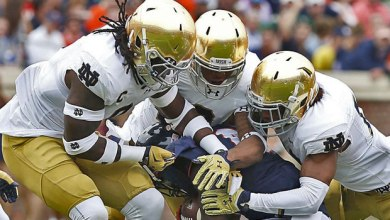 2015 Notre Dame Defense