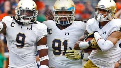 Notre Dame All-Americans